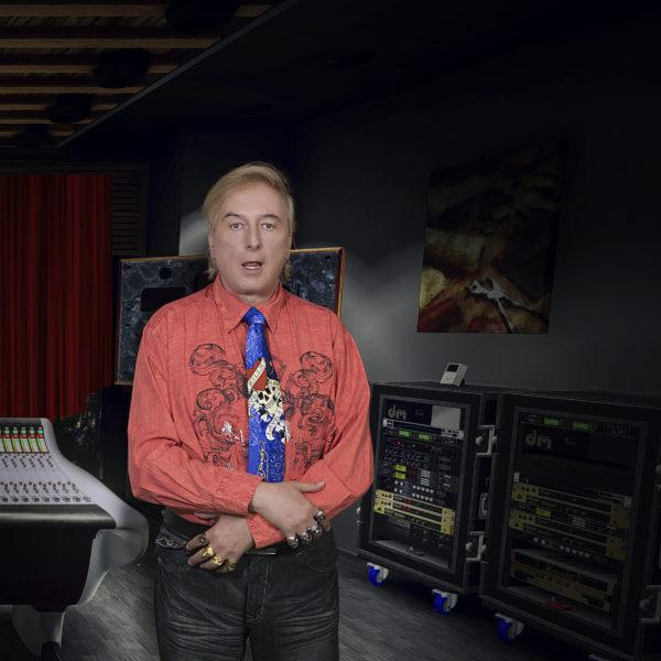 ViennaCC in recording studio